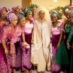 Afrikietiskos vestuves