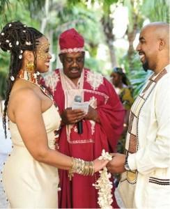 afrikieciu vestuves